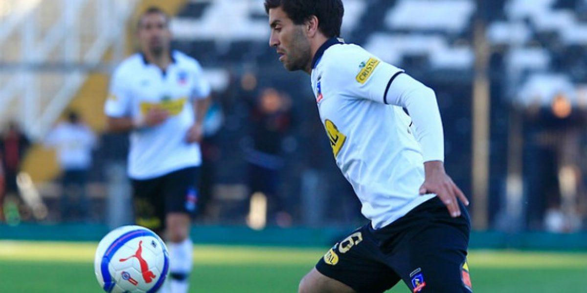 Mauro Olivi se despidió de sus compañeros tras su salida de Colo Colo