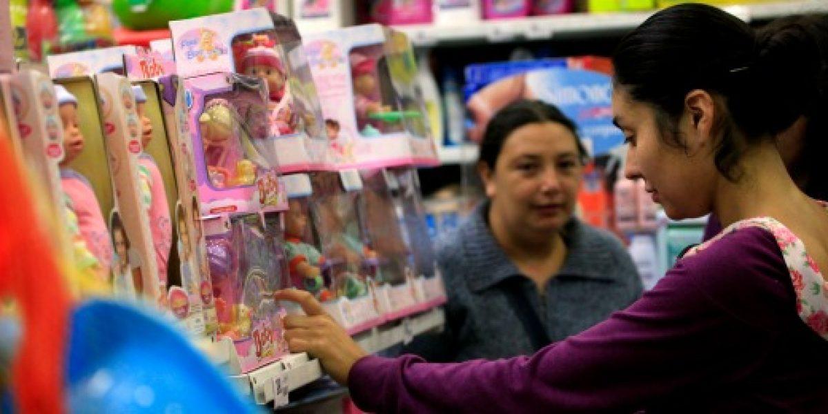 Unos $8.000 en promedio gastas los padres en regalos para este Día del Niño
