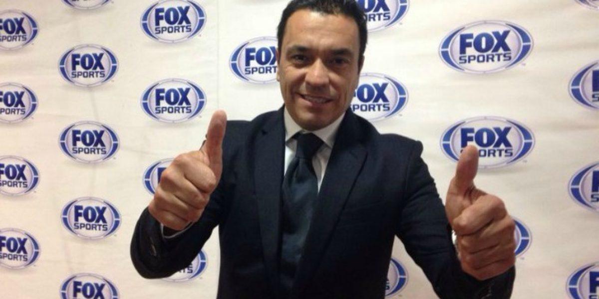 Claudio Palma deja CDF y llega a Fox Sports Chile para relatar la Selección chilena