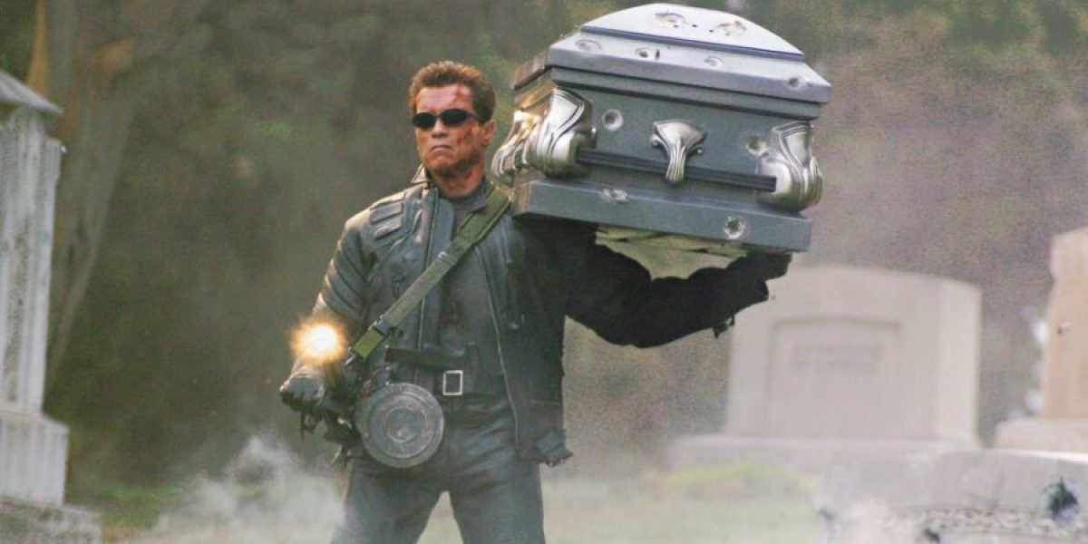 Schwarzenegger revela nombre de quinta parte de