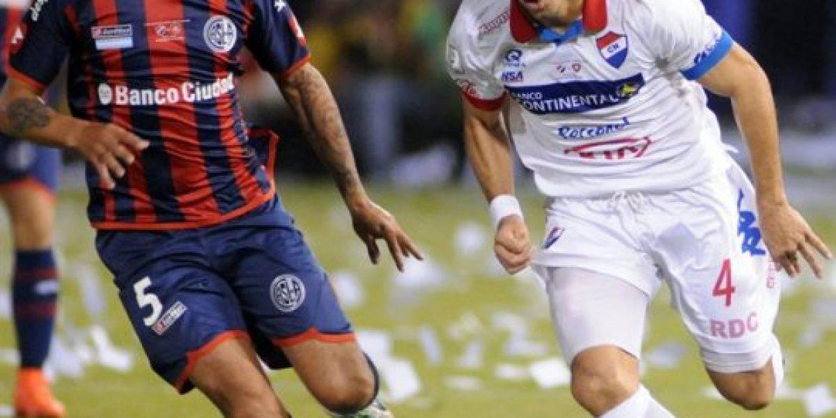 Con sabor a triunfo: Nacional le igualó en los descuentos a San Lorenzo y deja la final abierta