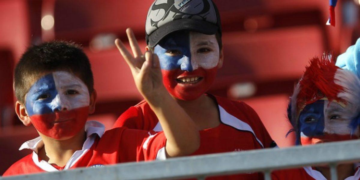 ¡A celebrar! El fútbol chileno y la iniciativa para festejar a los niños en su día