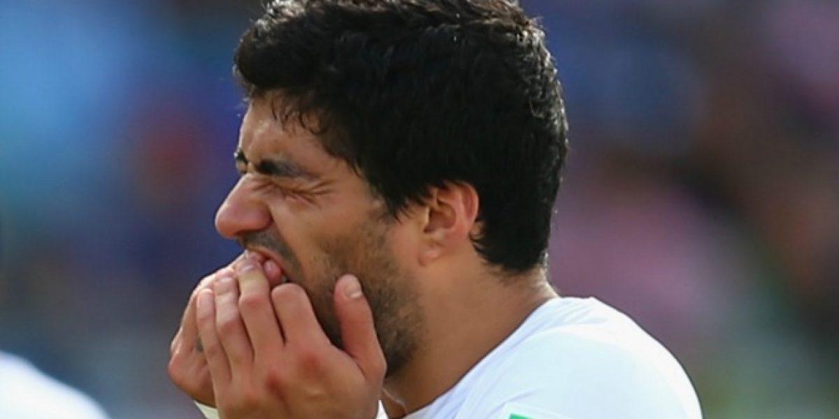 Luis Suárez se presenta mañana ante el Tribunal de Arbitraje del Deporte