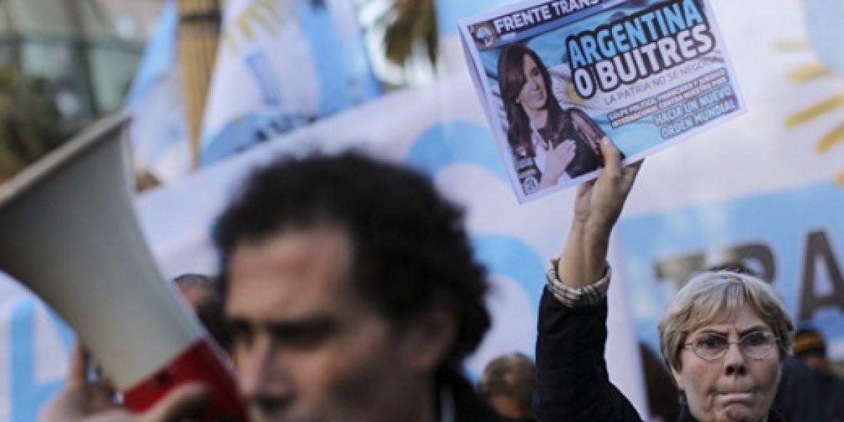 Argentina lleva a EEUU ante la CIJ por la disputa por el cobro de su deuda
