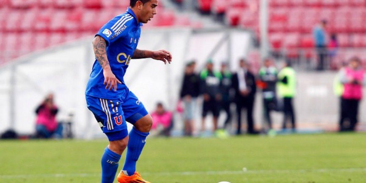 Nuevo jugador de la U se abre a la opción de defender los colores de Perú