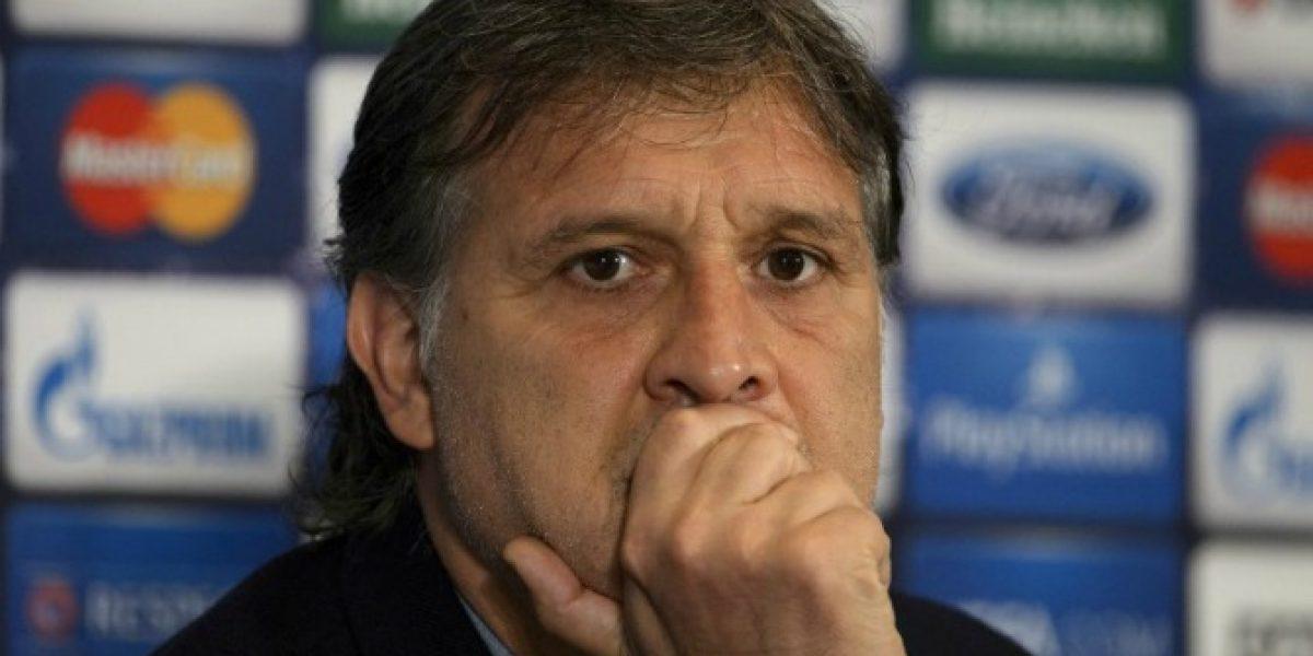Argentina negocia con Tata Martino para reemplazar a Sabella