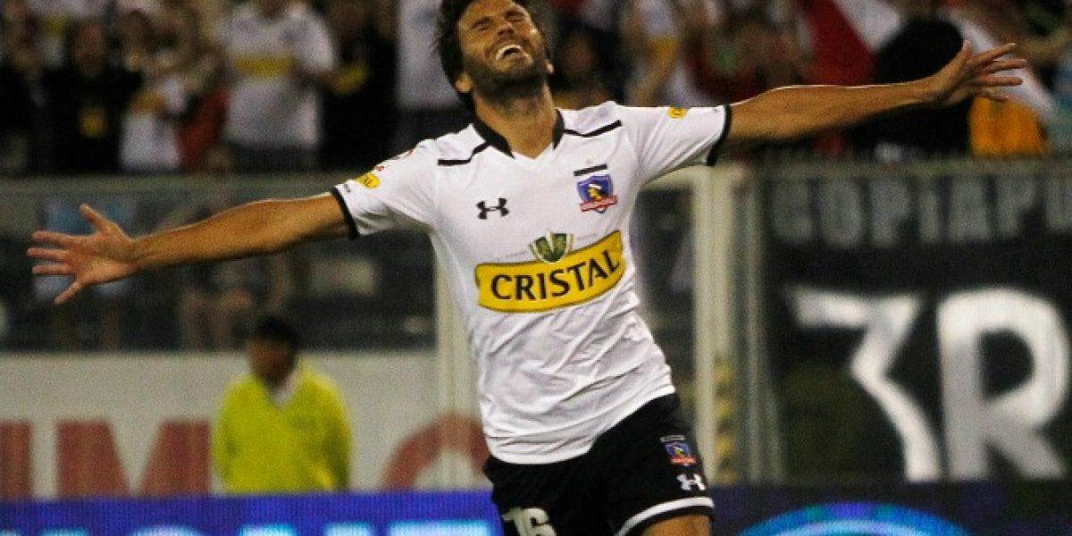 Olivi defiende su paso por Colo Colo: