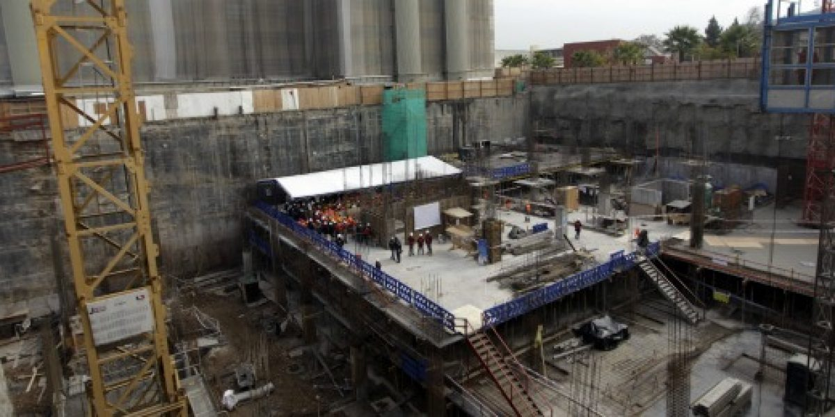 En un 1% se contrajo la actividad de la construcción en junio