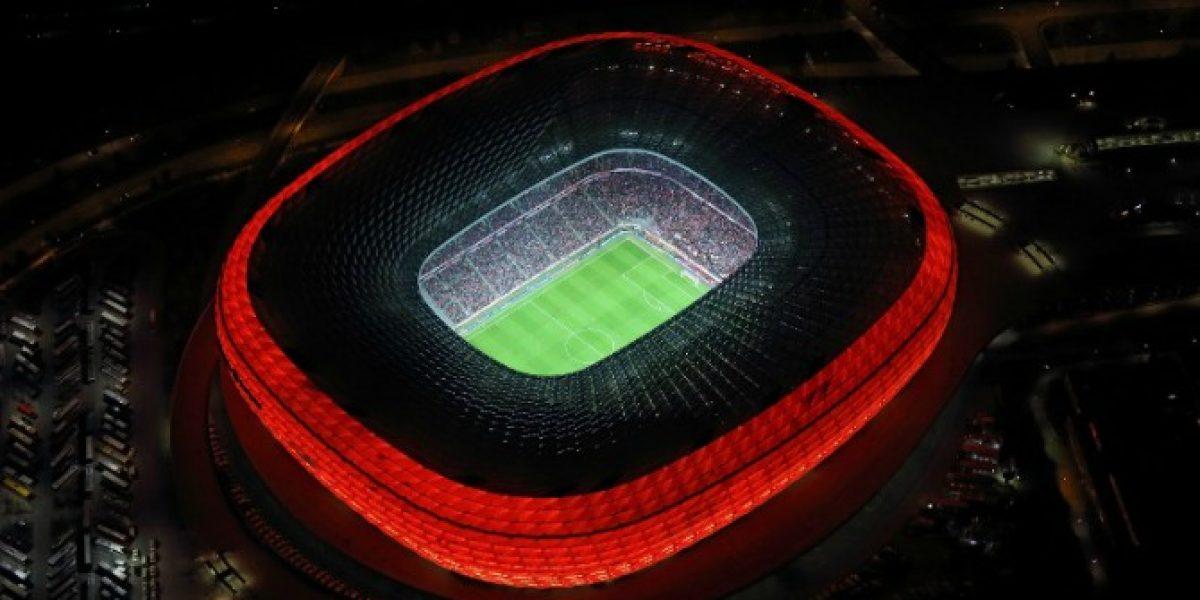 Más presión para el rival: Estadio de Bayern Munich amplió su aforo
