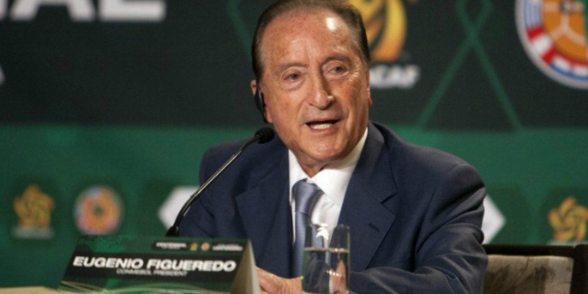 Movimientos de poder: Figueredo renunció a la Conmebol para irse a la FIFA