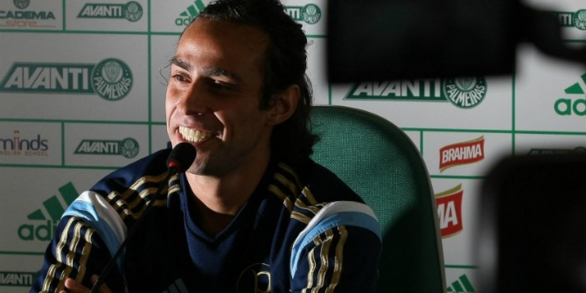 Gareca y el retorno de Valdivia a Palmeiras:
