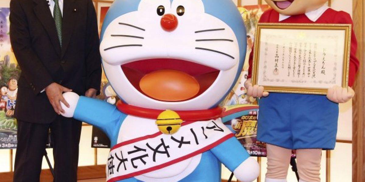 Doraemon se estrena en 3D en los cines de Japón