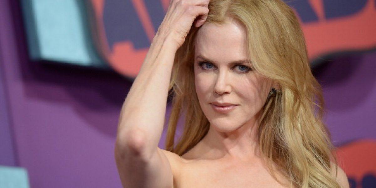 Nicole Kidman sorprende con cambio de look