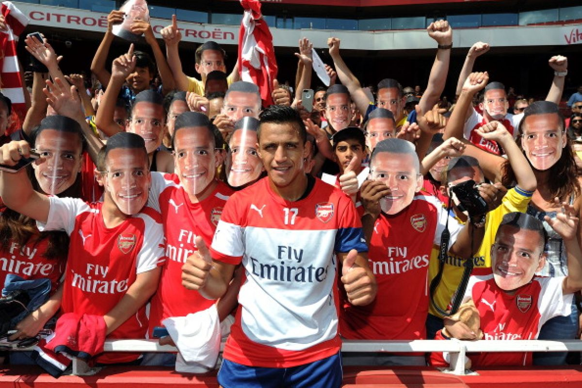 © 2014 The Arsenal Football Club Plc. Imagen Por: