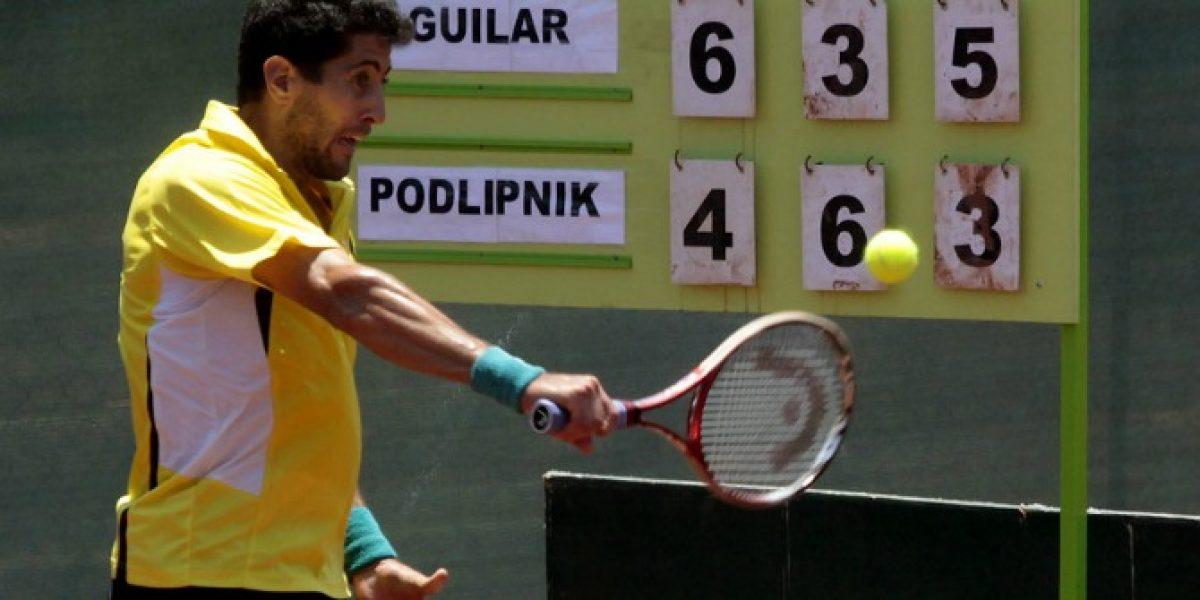 Tenis: Hans Podlipnik se instaló en la final del Futuro 11 de Alemania