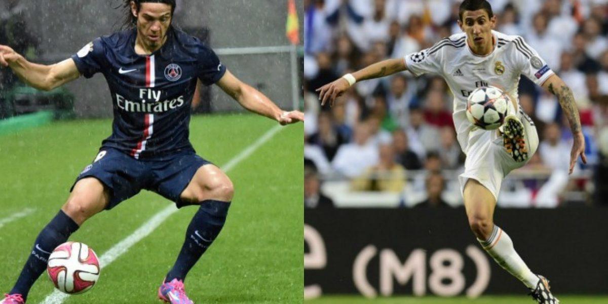 Vidal no es el único: Van Gaal quiere a otras dos figuras sudamericanas en el United