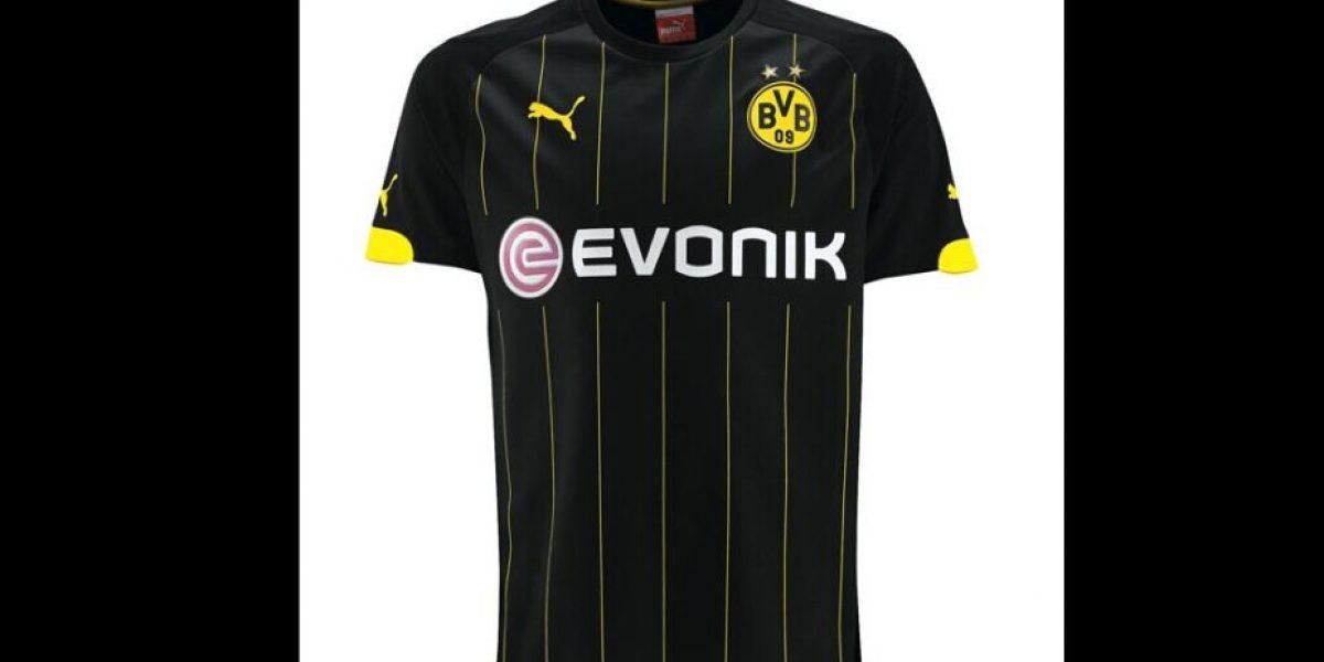Las camisetas alternativas de los grandes clubes de Europa para la temporada 2014-2015
