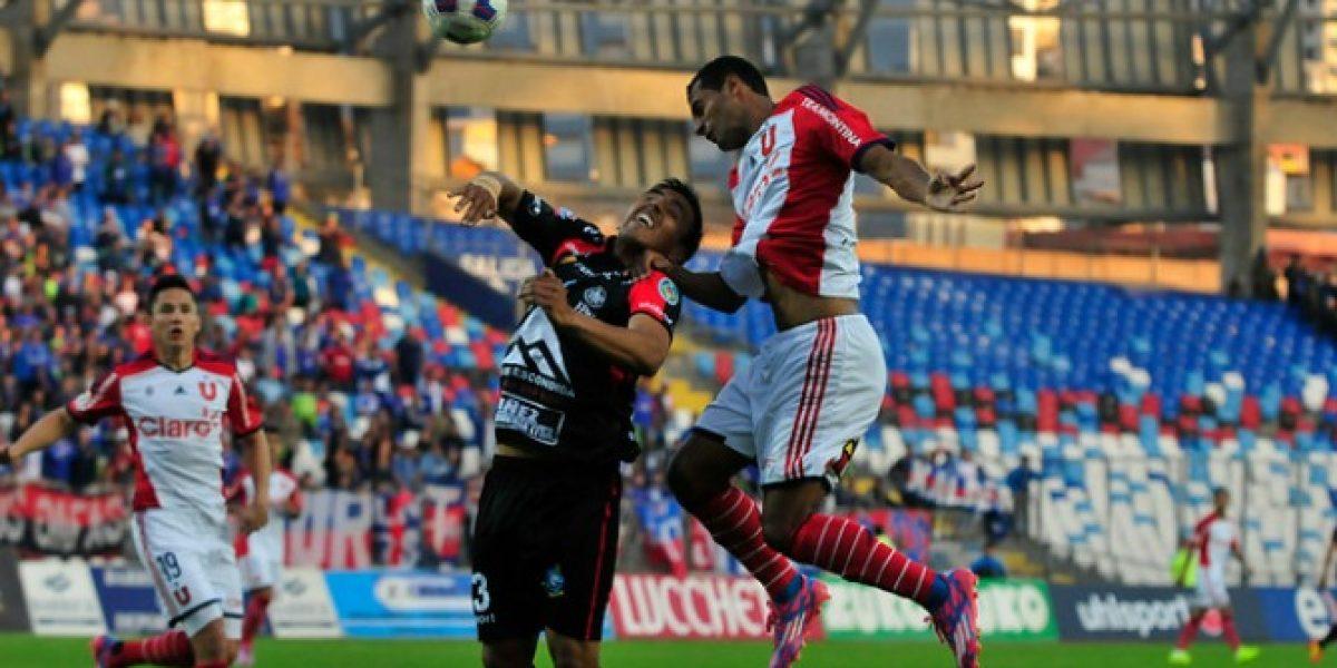 Universidad de Chile venció a Antofagasta en la cuarta fecha del Apertura