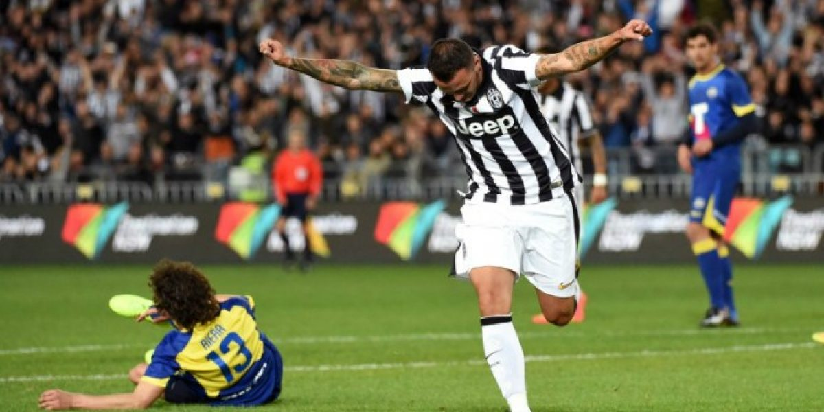 ¿Lo cuidan para una venta? Vidal otra vez no fue citado en victoria de Juventus
