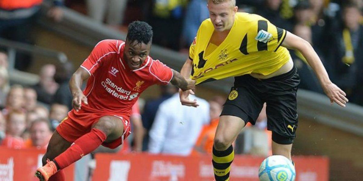 Video: Liverpool parece no extrañar a Luis Suárez tras golear al Borussia Dortmund