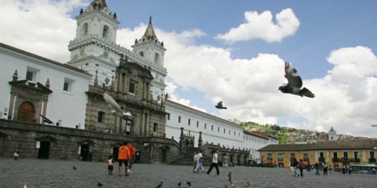 Capital ecuatoriana vuelve a ganar como