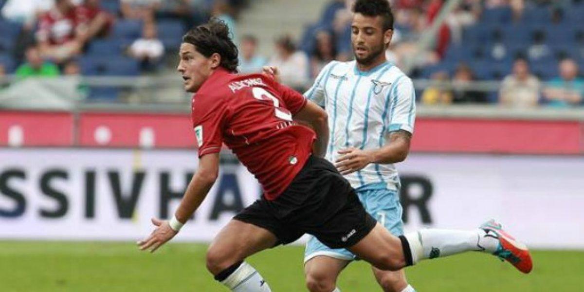 Sigue sumando minutos: Miiko jugó victoria del Hannover sobre Lazio