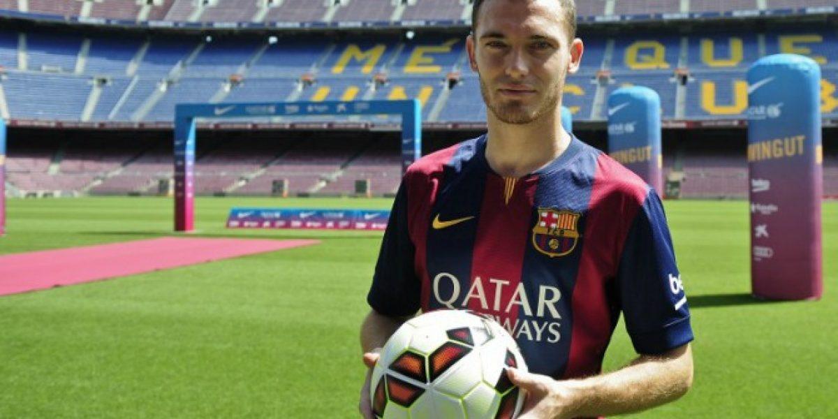 Nuevo refuerzo del Barça llega lesionado, pero avisa: