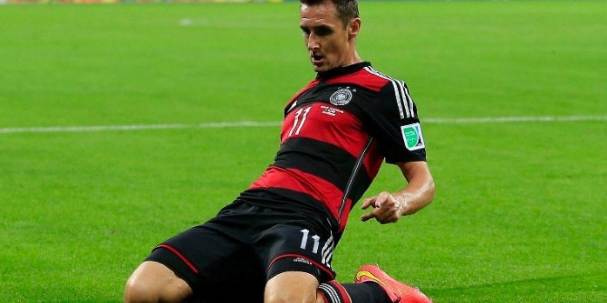 Jugador campeón del mundo en Brasil 2014 anunció su retiro de la selección alemana