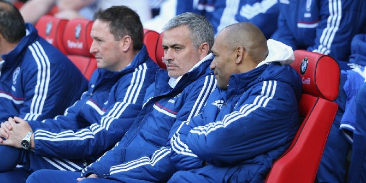 Mourinho confía en que Cesc sea el nuevo Lampard del Chelsea