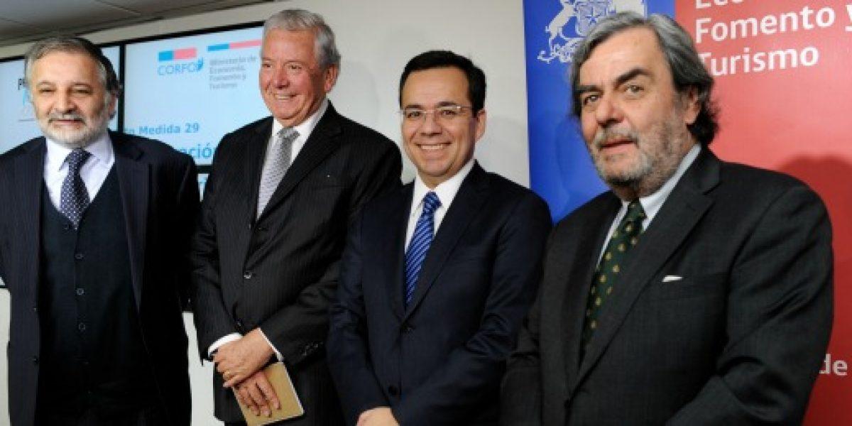 Gobierno lanza primer programa de la Agenda de Productividad, Innovación y Crecimiento