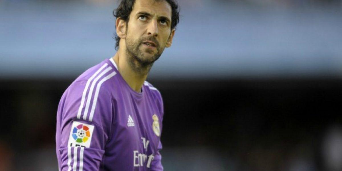Ya viaja a Milán: El portero Diego López dejó Madrid para incorporarse a su nuevo club