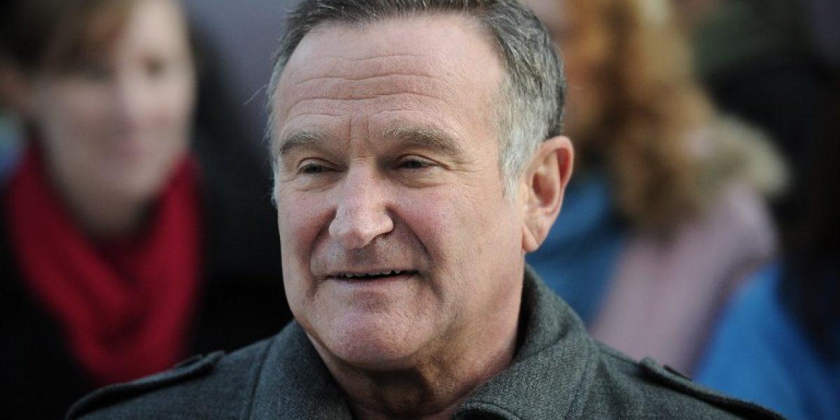 Video: Momento en que la prensa informa la muerte de Robin Williams