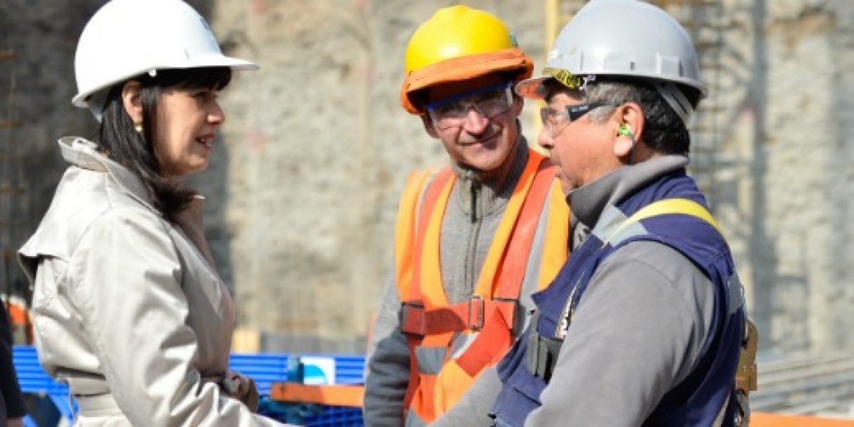 Lanzan programa de fiscalización laboral en el área de la construcción