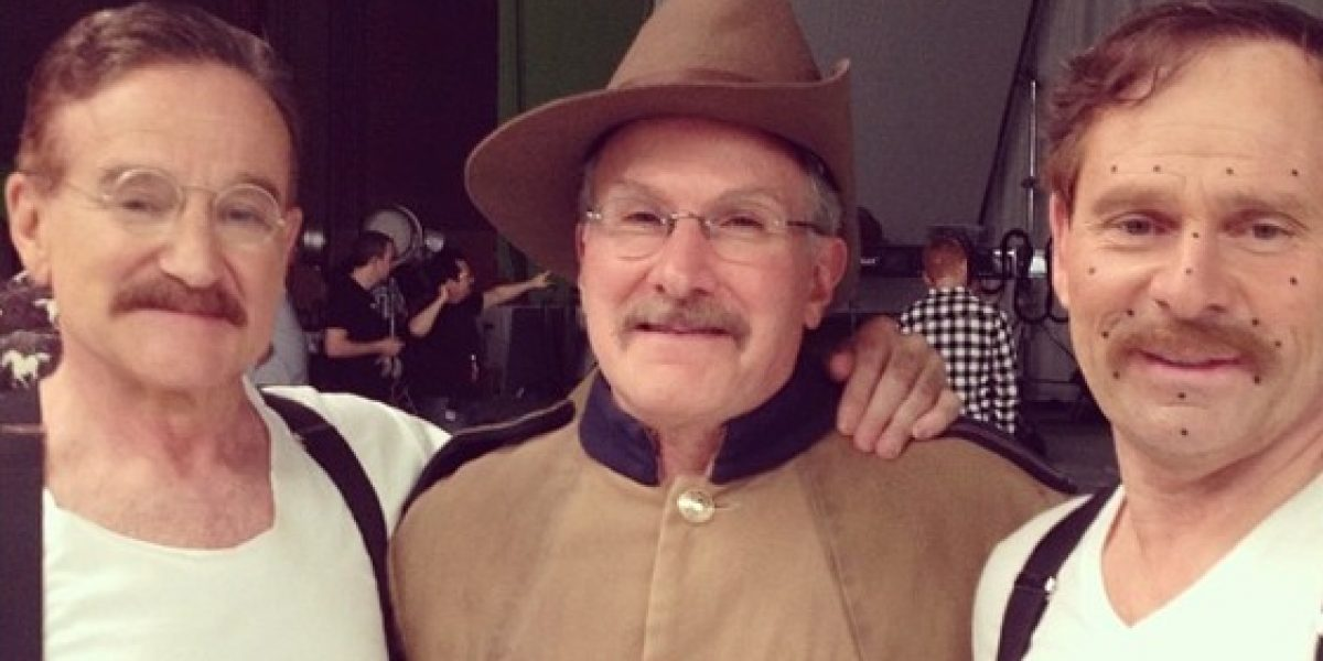 Las últimas fotos del Instagram de Robin Williams