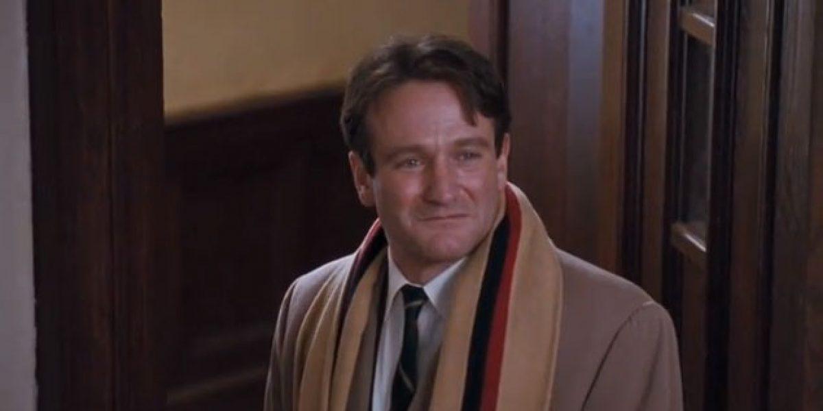 La muerte, el tema tras las películas de Robin Williams