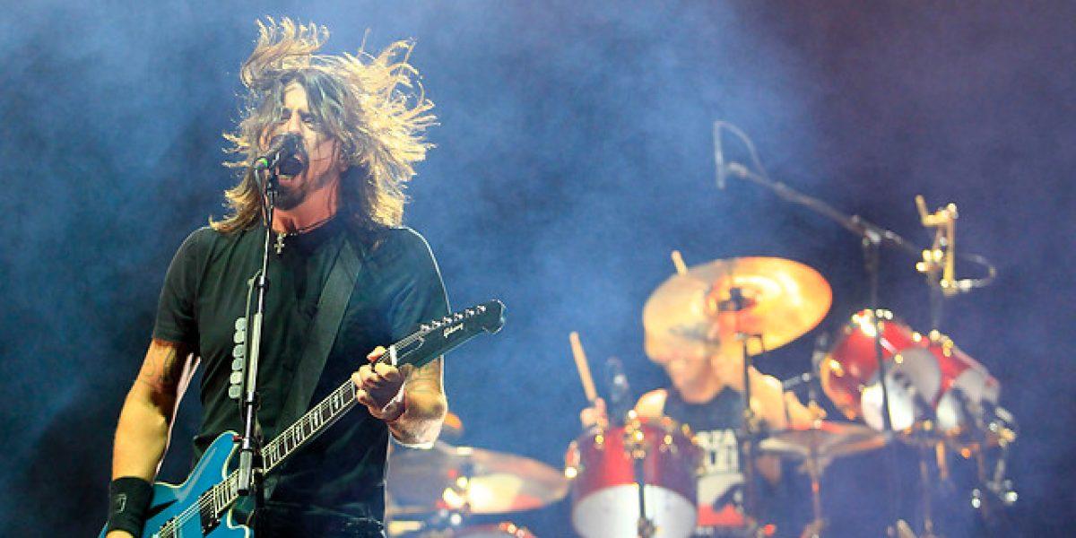 Foo Fighters da a conocer fecha de venta y tracklist de su nuevo disco