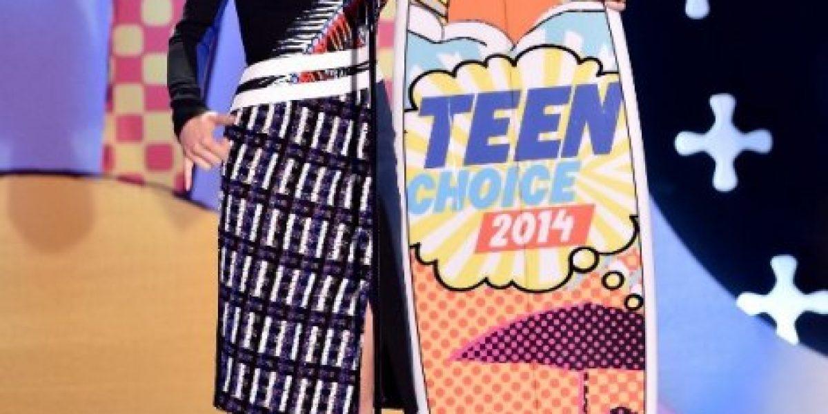 Bajo la misma estrella y Divergente se consagran en los premios Teen Choice Awards 2014