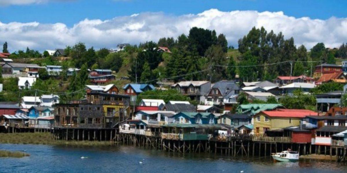 Galería: isla chilena destaca en ranking como una de las ideales para ser un náufrago