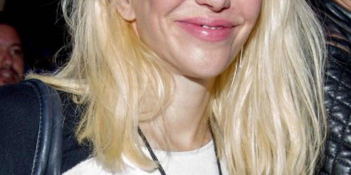 Courtney Love perdió 27 millones de dólares de la herencia de Kurt Cobain