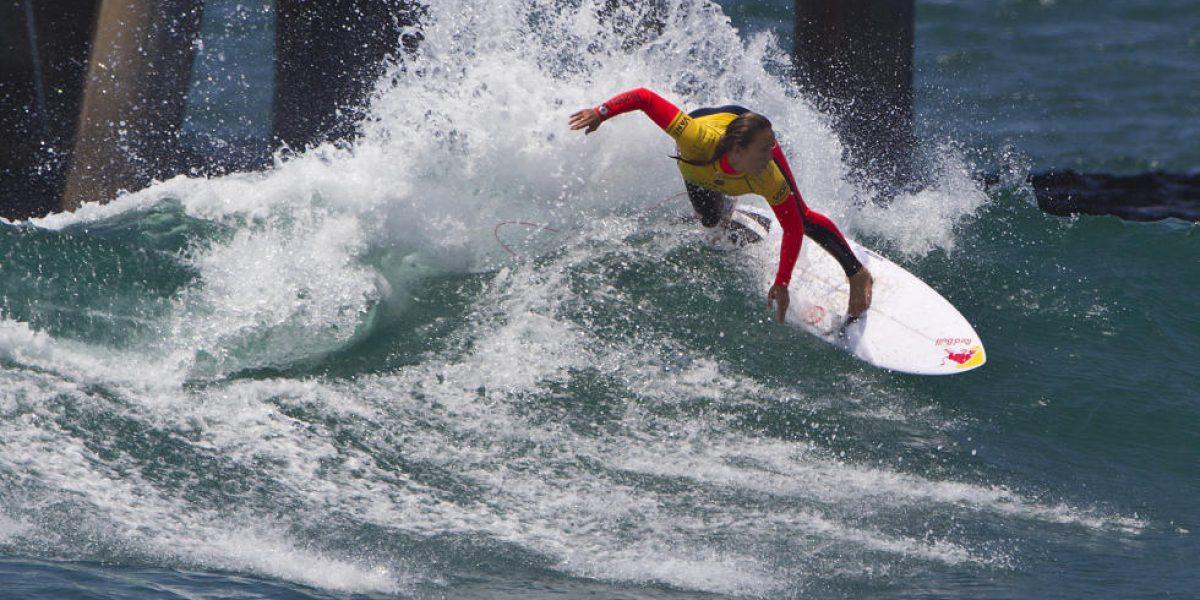 Galería: Jessica Anderson se une a las surfistas más talentosas del mundo