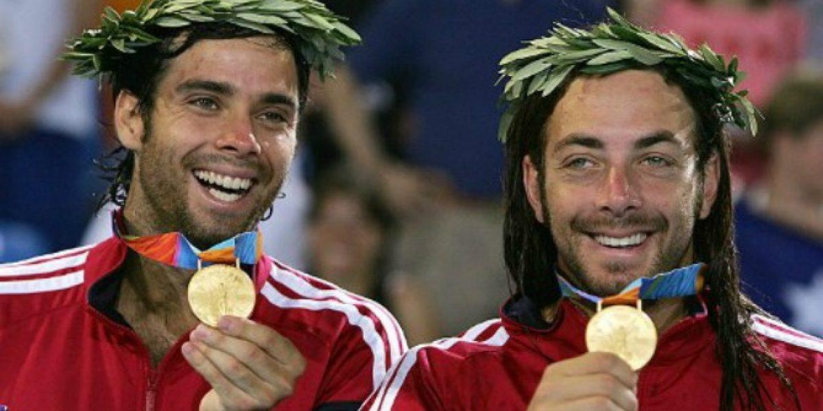 A una década de Atenas 2004: Massú y González preparan conmemoración