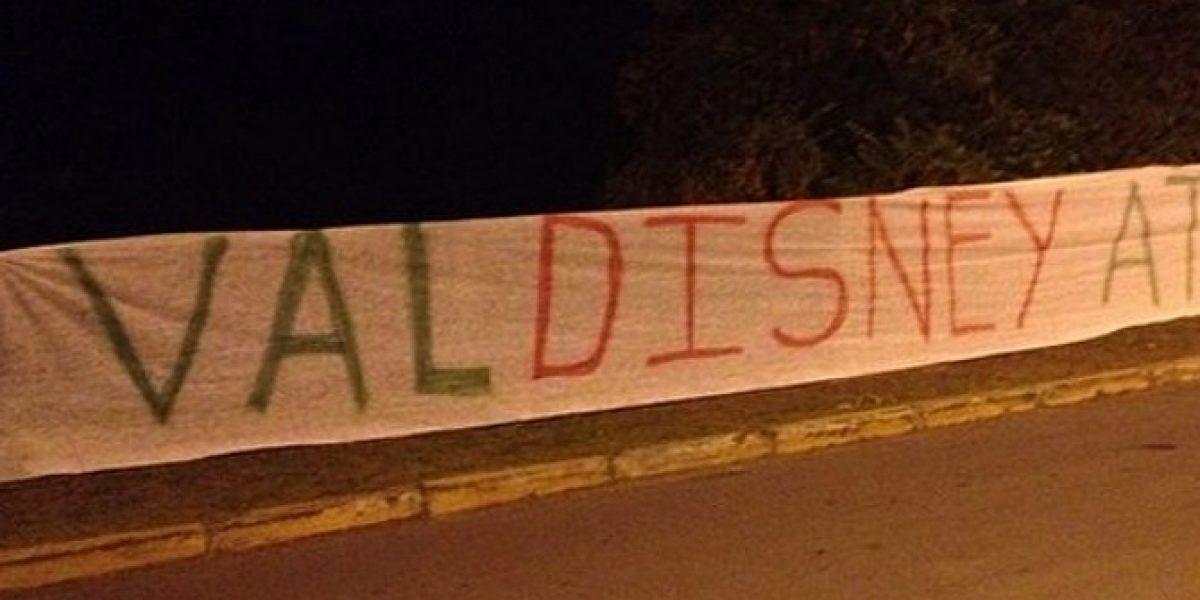 Se enojaron: Hinchas de Palmeiras exigen la salida de Jorge Valdivia