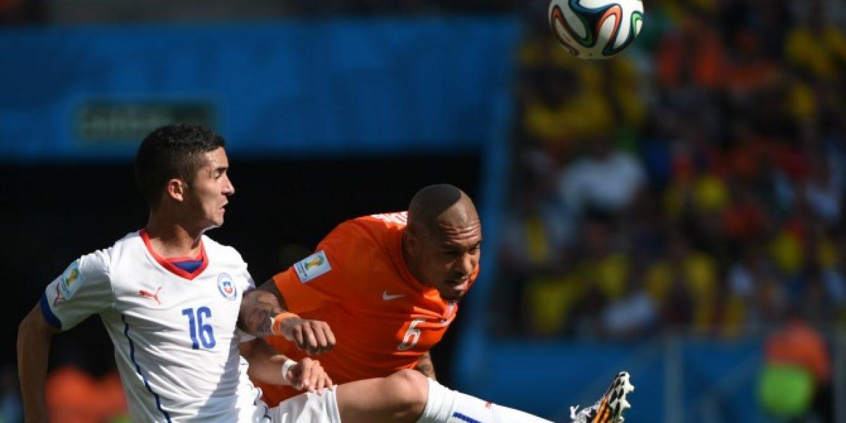 Gutiérrez quedará cinco meses fuera de las canchas por lesión