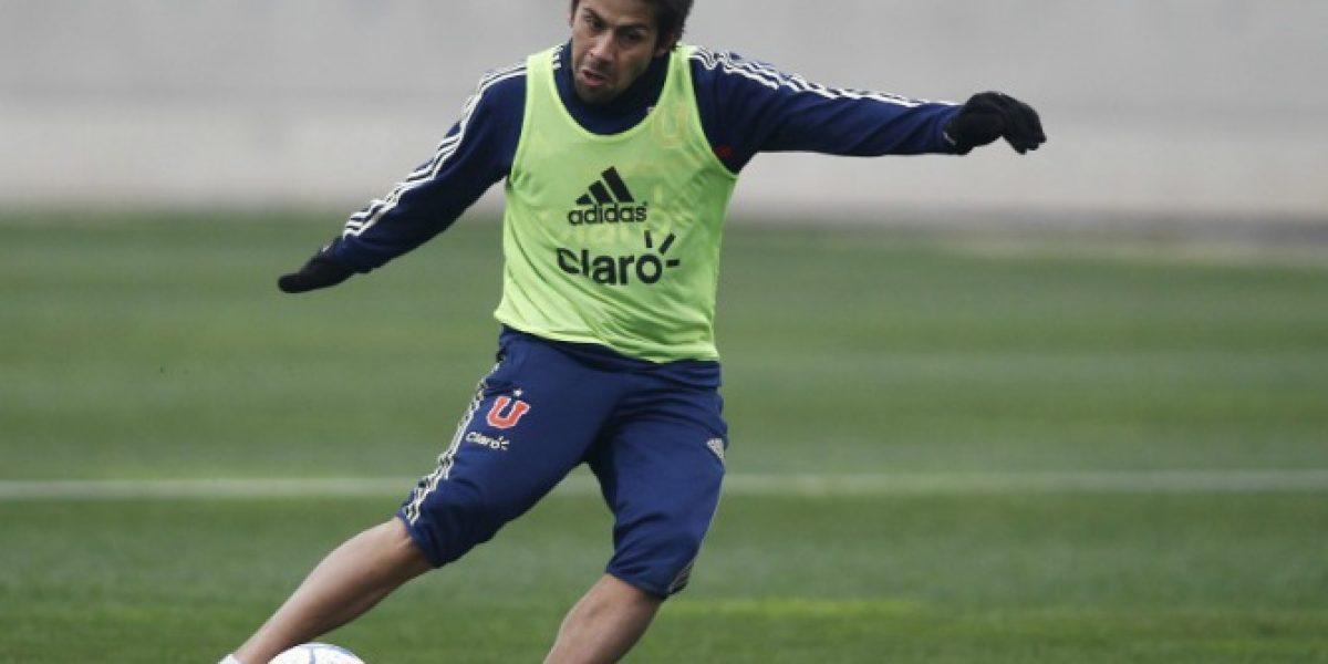 Ramón Fernández no se ilusiona y valora el haber sido de la partida en los azules