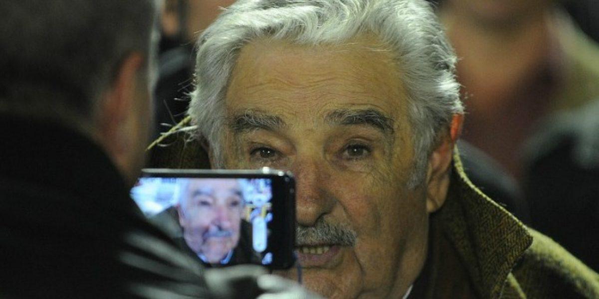 Pepe Mujica arremete otra vez en contra de la sanción a Luis Suárez: