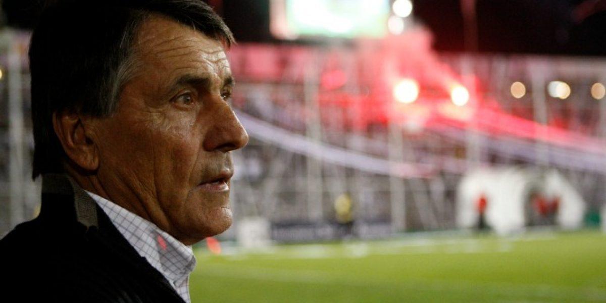 Hugo Tocalli será el entrenador de la selección sub 20 de Chile