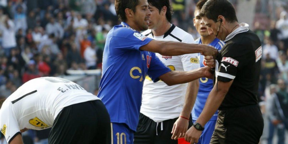 Fernández y Gamboa volverán a verse las caras en Valparaíso