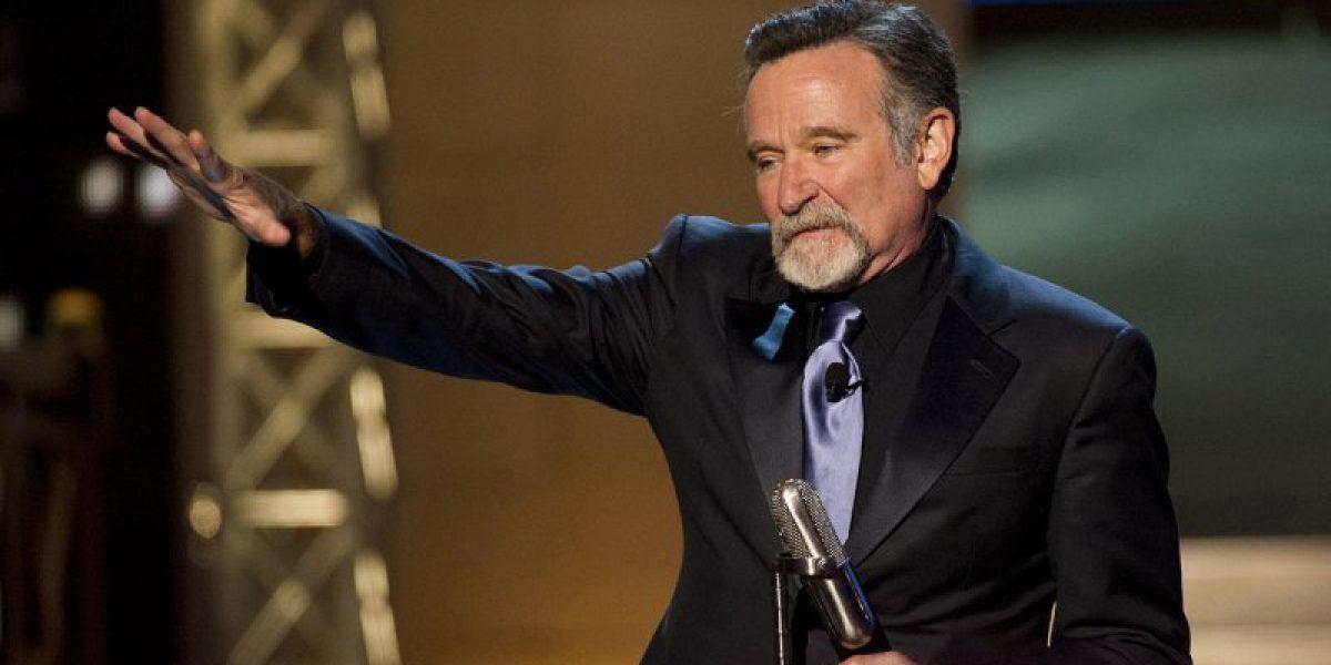 Robin Williams trató de cortarse las venas antes de ahorcarse