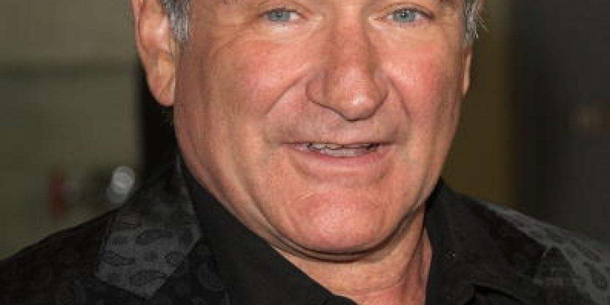 Revelan causa de muerte de Robin Williams