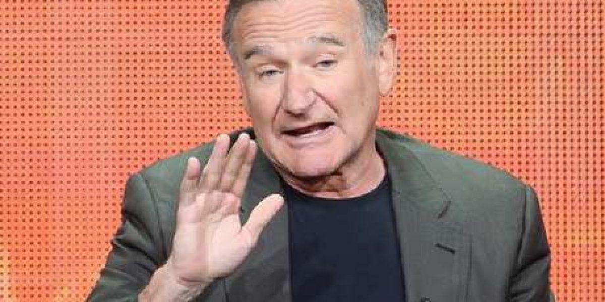 Lector de noticias se disculpa por dichos contra Robin Williams